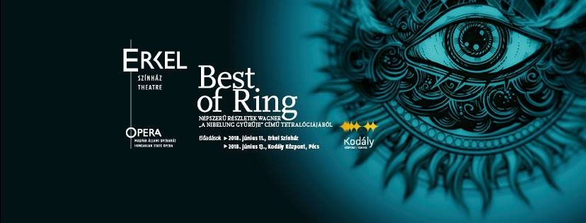 Best of Ring - Wagner-gálát rendeznek Budapesten és Pécsett