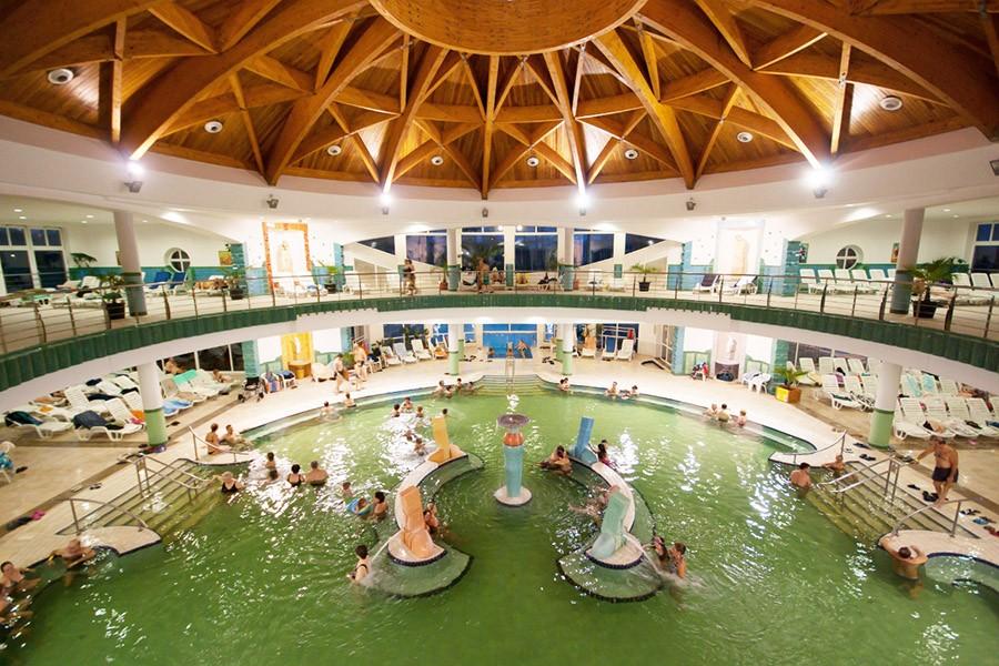 Jelentősen bővült a magyarországi fürdők vendégforgalma tavaly