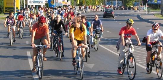A PTE indul a legtöbbet bicikliző egyetem címért
