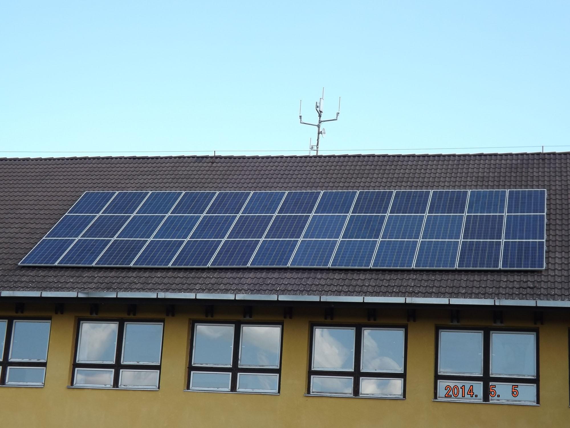 Napelemmel szerelnek fel 11 iskolát Szigetvár környékén