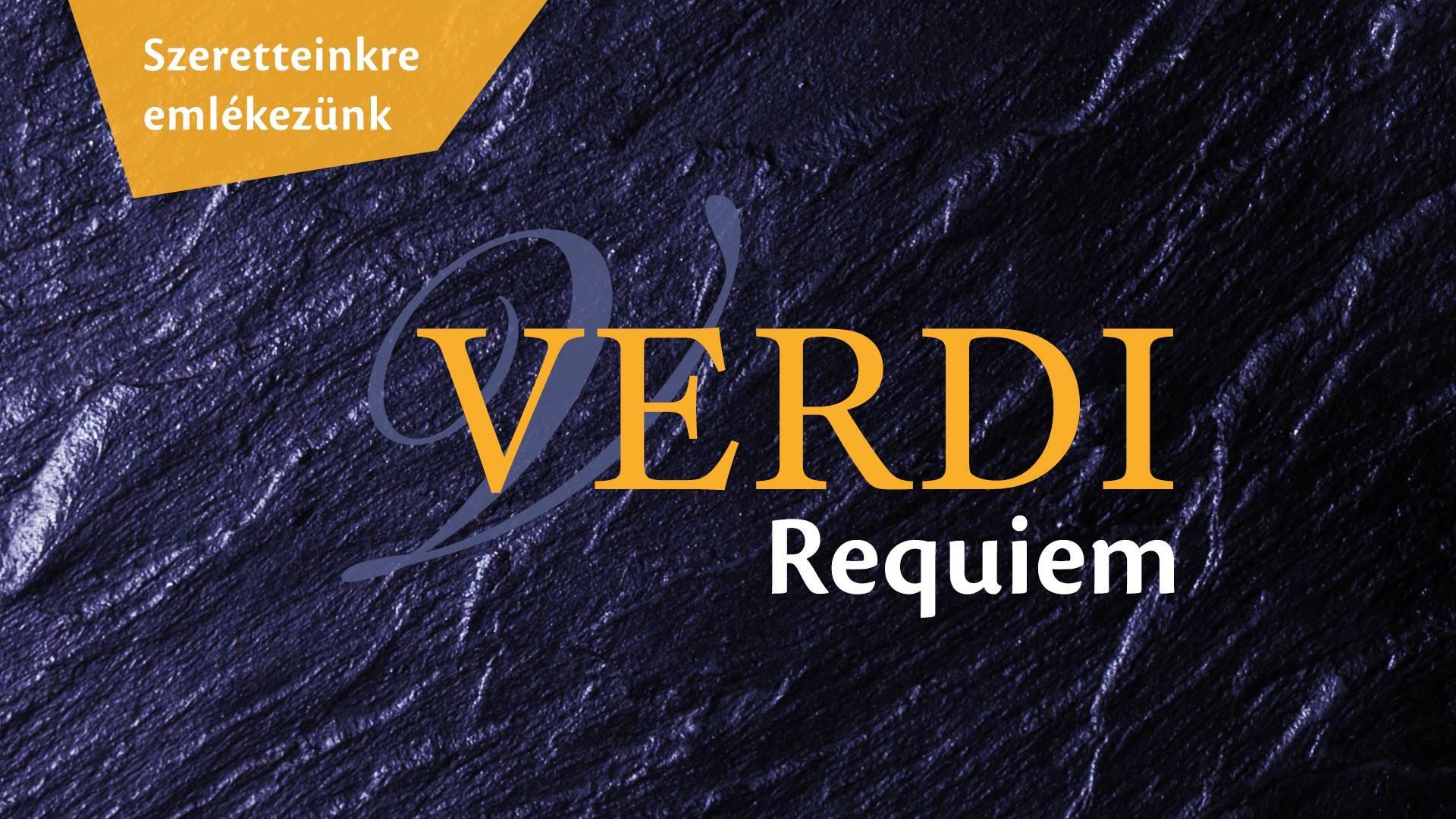 Halottak napja - Verdi Requiemje csendül fel a pécsi Kodály Központban