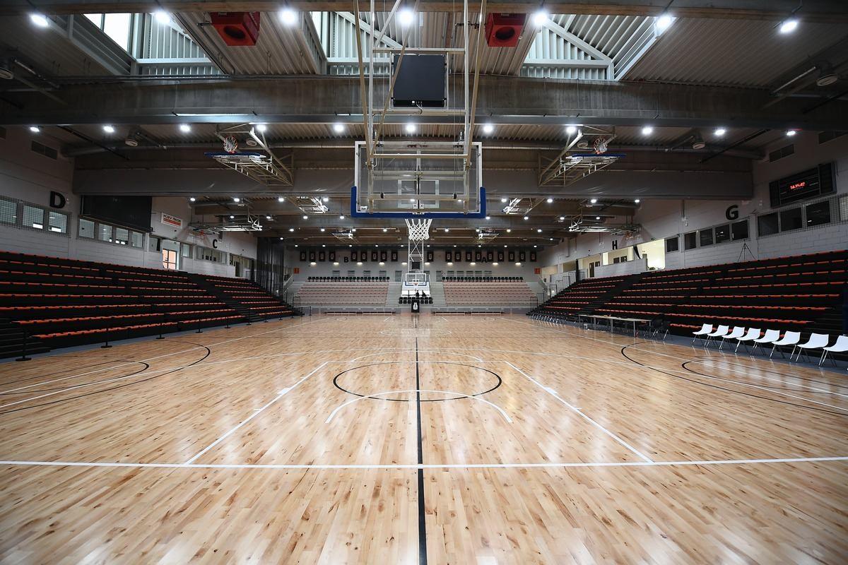 A pécsi kosárlabdasport legendáinak nevét vették fel a Nemzeti Kosárlabda Akadémia centerpályái