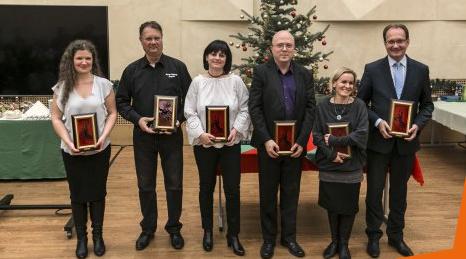 Hat embert tüntetett ki Lickl-díjjal a Pannon Filharmonikusok zenekar