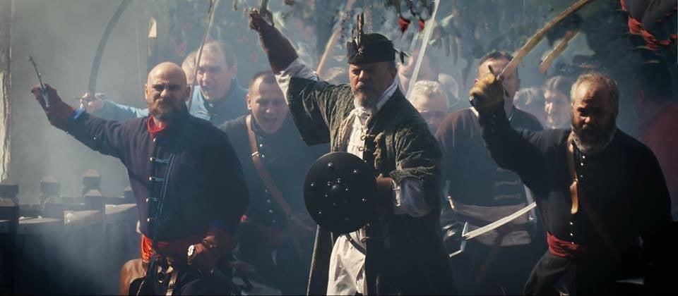 A pécsi Zsolnay-negyedben vetítik Gerebics Sándor Zrínyi-filmjét