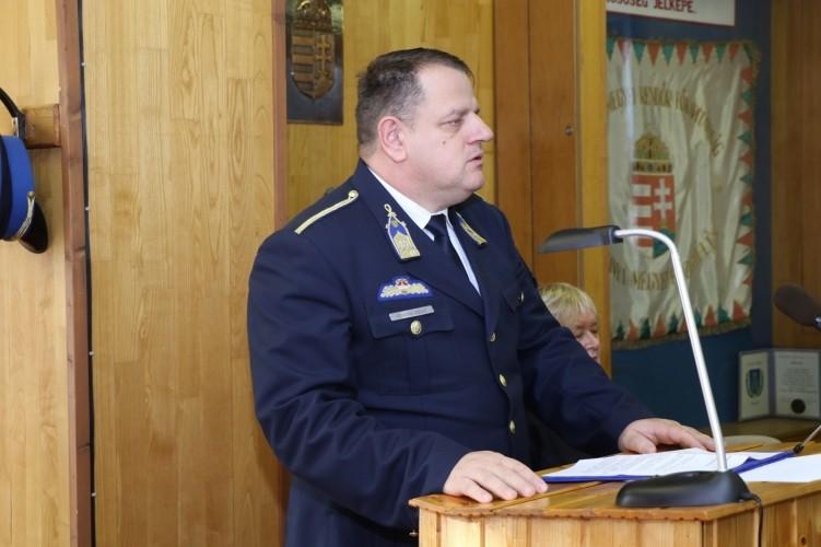Új vezető a Baranya Megyei Rendőr-főkapitányság élén