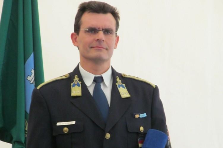Személyi változás a Komlói Rendőrkapitányságon