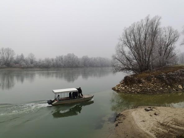 Hamarosan befejezik a turisztikai fejlesztést a Dráva mentén