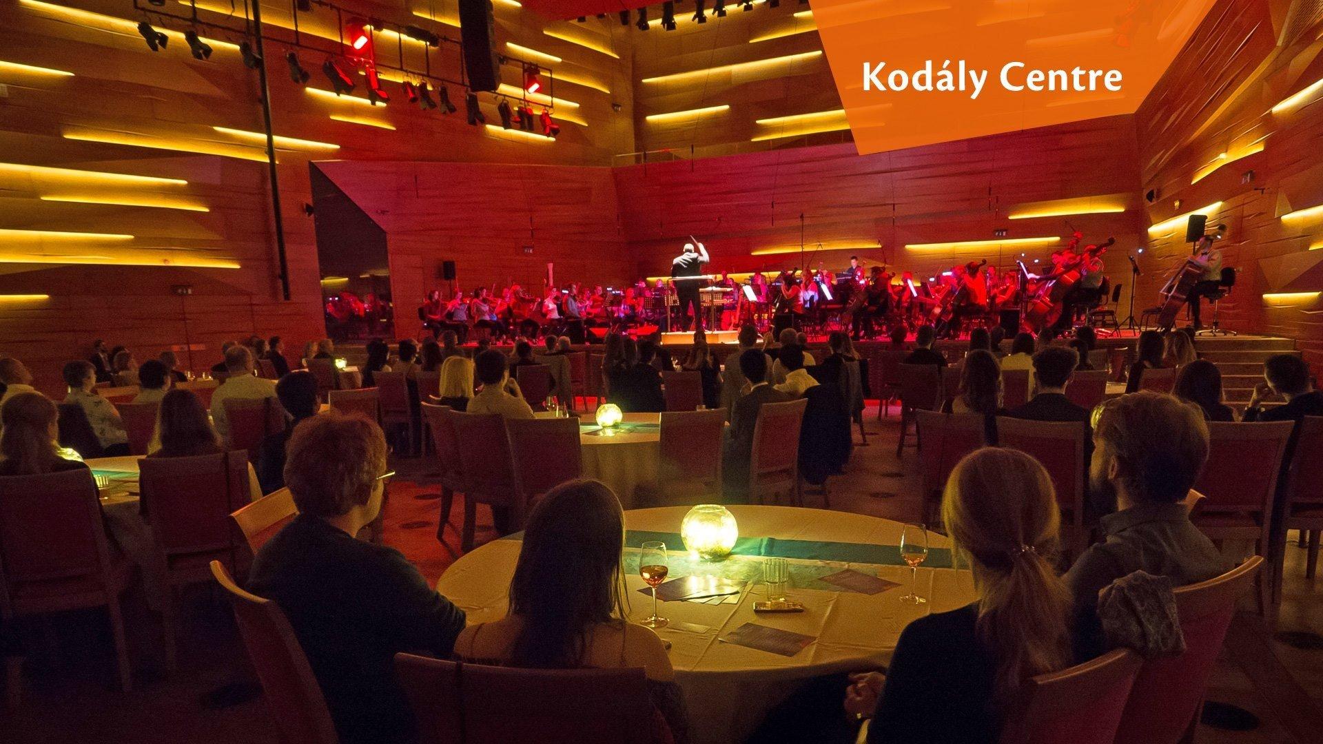 Szeretnél zenélni a Pannon Filharmonikusokkal a pécsi Kodály Központ színpadán?