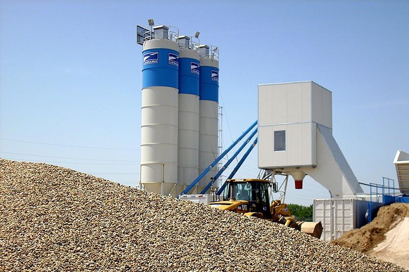 Betongyártó üzem épül Komlón