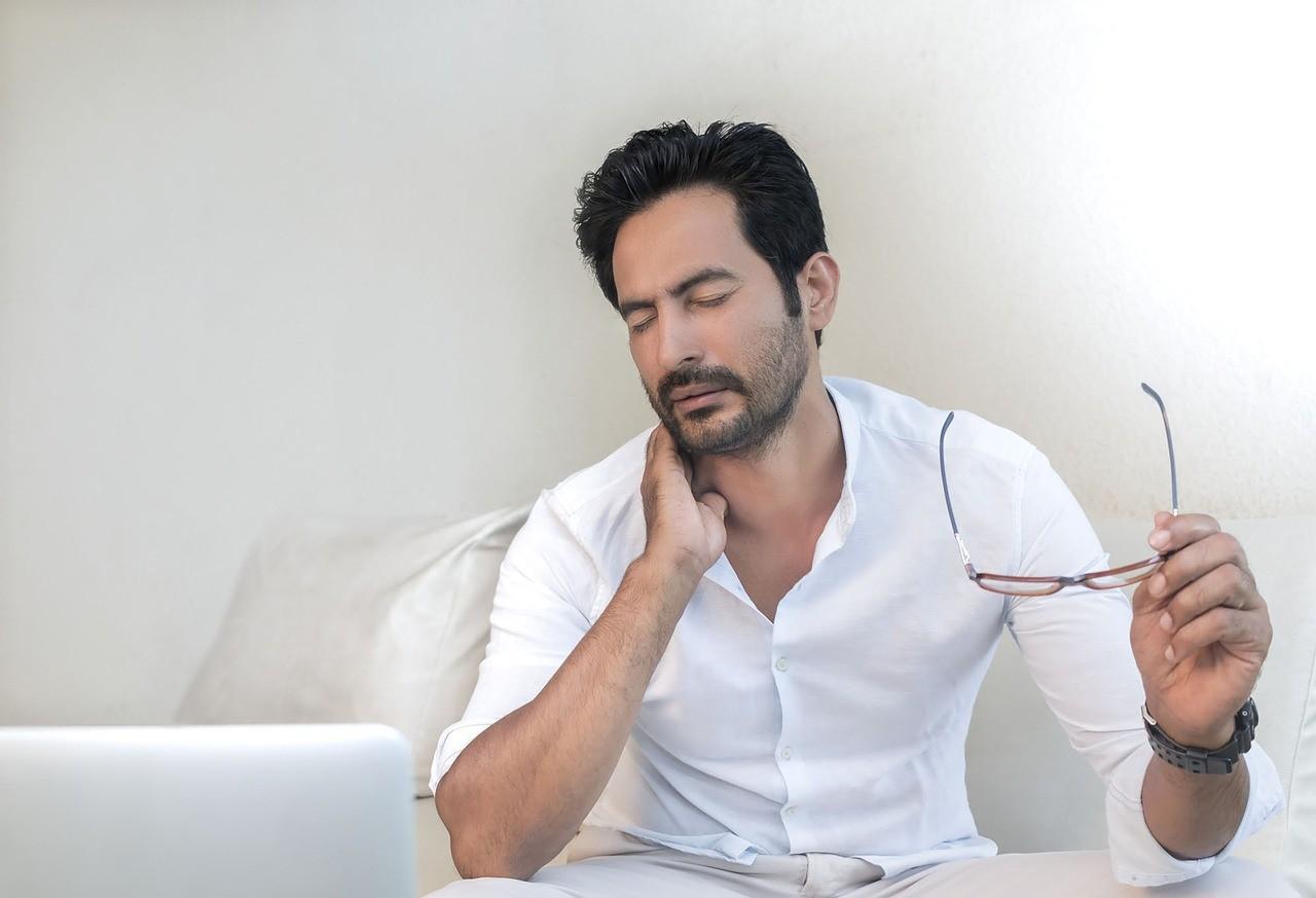 A következő 20-30 év vezető problémája a nyaki gerinc megbetegedése lesz