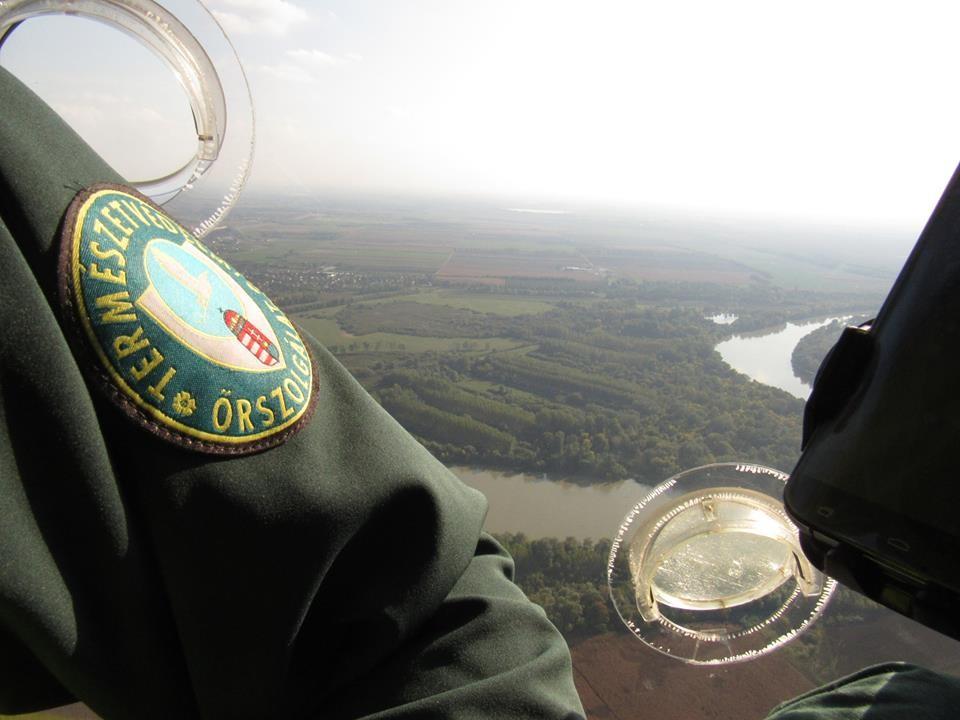 Új eszközpark segíti a Duna-Dráva Nemzeti Park Igazgatóság természetvédelmi őreinek munkáját
