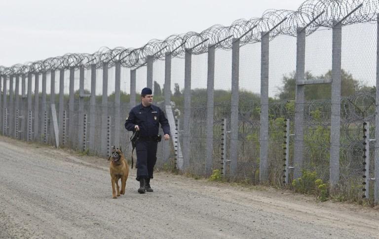 Harminckét embert tartóztattak fel Drávaszabolcsnál