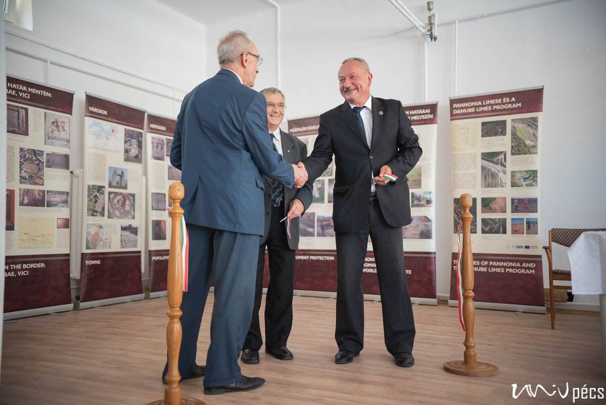 Új kutatóközpontot avattak a Pécsi Tudományegyetemen