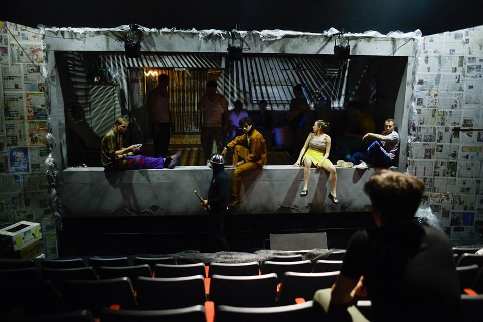 A Nemzeti Színház Woyzeck című előadása lett a legjobb a POSZT-on