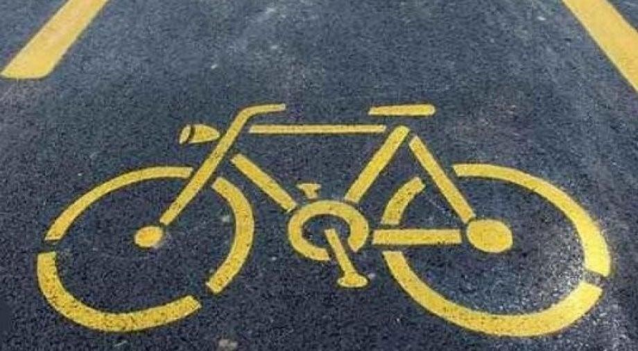 Kerékpárút épül Szentlőrinc és Tarcsapuszta között