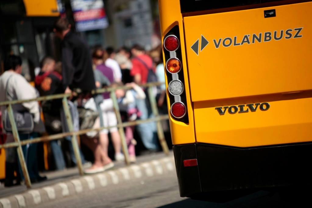 Munkaerő toborzóbuszt alakított ki a Volánbusz