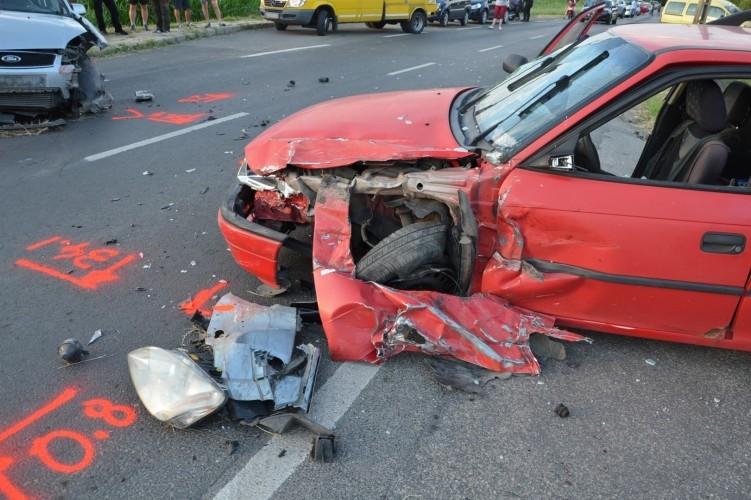 Kevesebb, de még mindig sok a baleset Baranya megyében