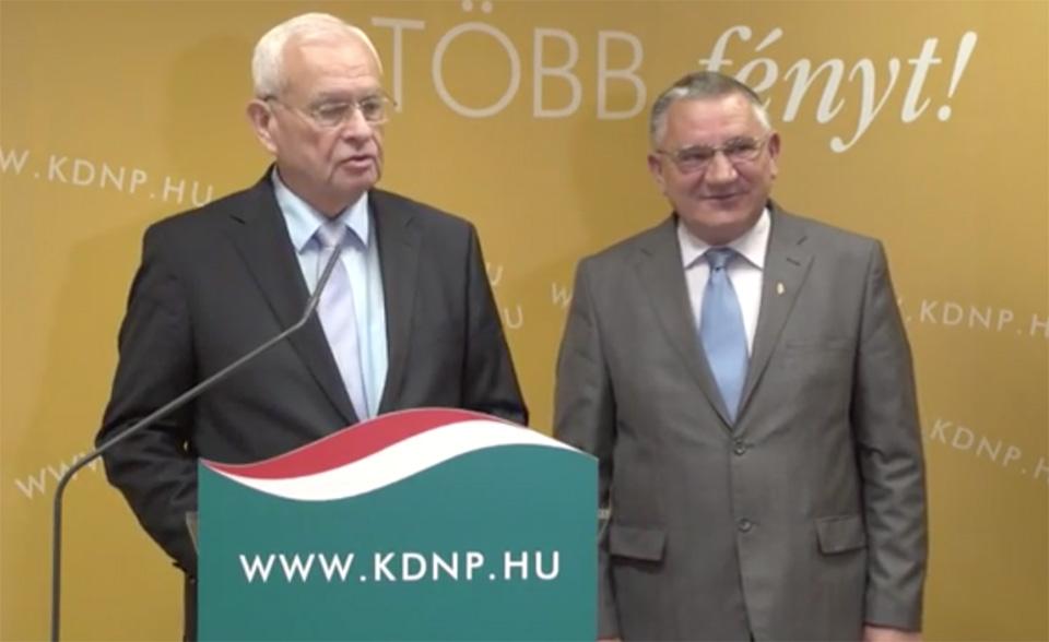 A KDNP üdvözli a kormány szándékát Pest megye önálló régióvá minősítéséről