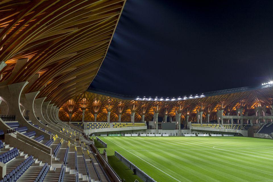 A világ legszebb stadionjai közé választották a Pancho Arénát