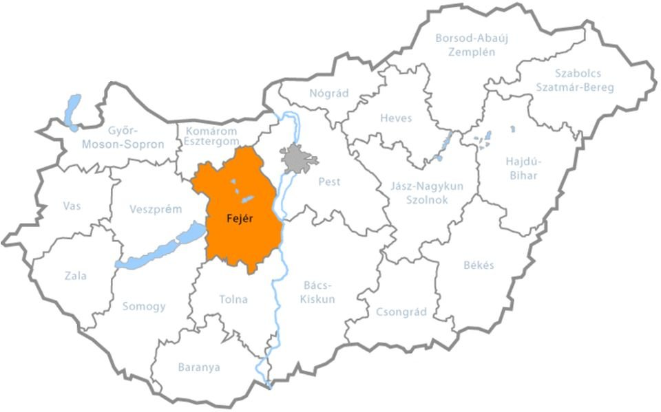 Kormányzati támogatást kapott húsz Fejér megyei település