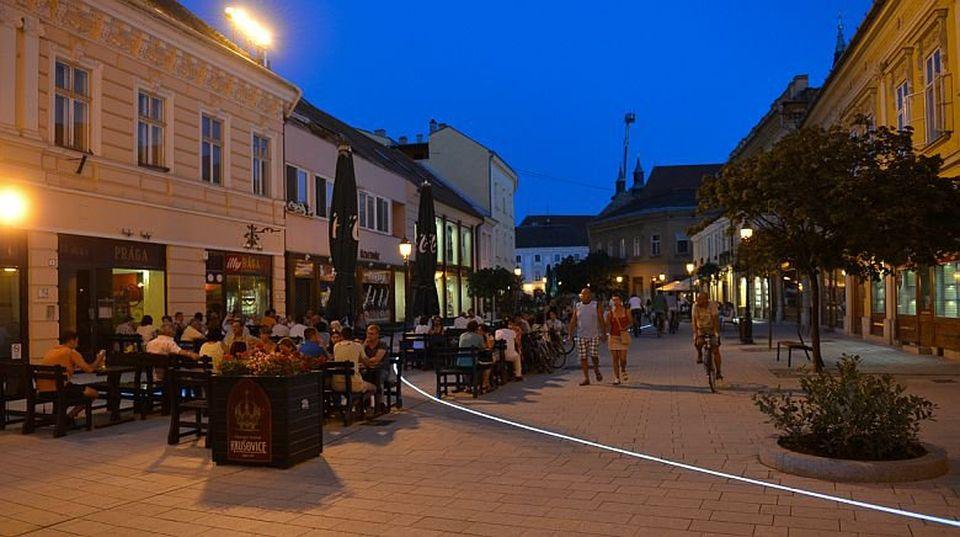 Több mint három százalékkal nőtt a vendégéjszakák száma a Közép-dunántúli régióban