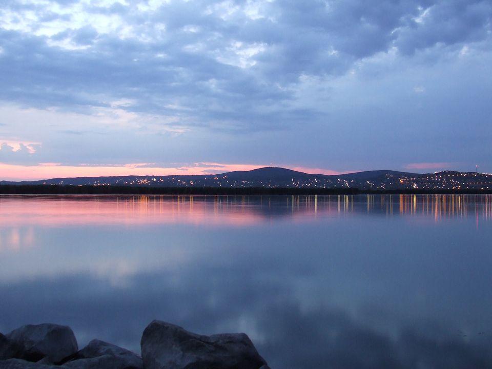 A Velencei-tó vonzotta a legtöbb vendéget a közép-dunántúli régióban