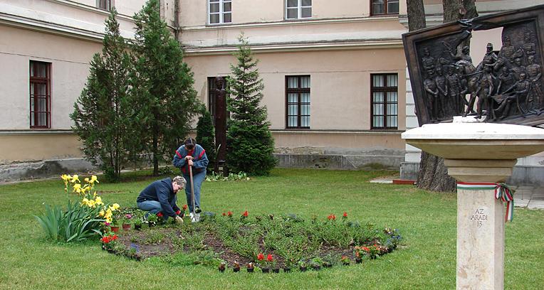 Növényekre lehet pályázni Székesfehérváron
