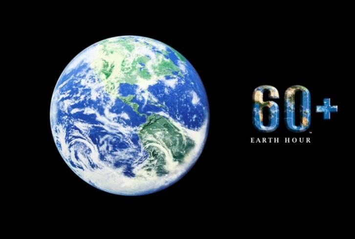 Üt a Föld Órája szombaton