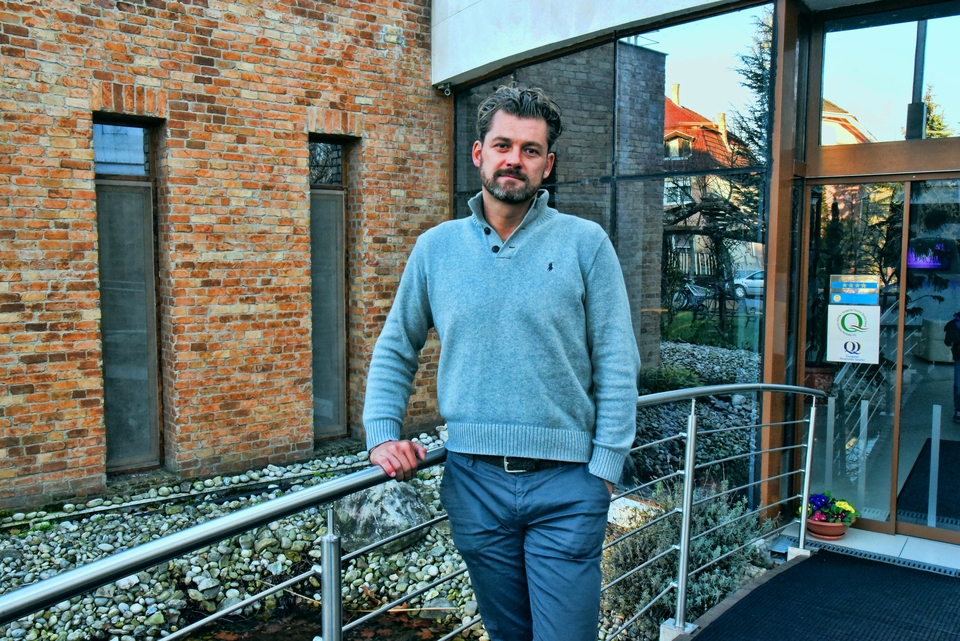 Hoffmann Henrik: Vezetői példamutatás vállalkozásaink sikereink kulcsa!