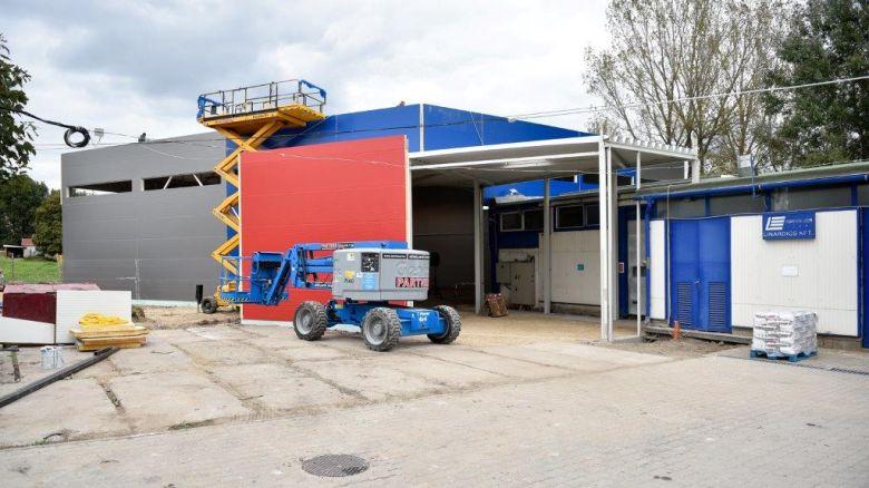 Új üzemcsarnokot épít a székesfehérvári Linardics Kft.