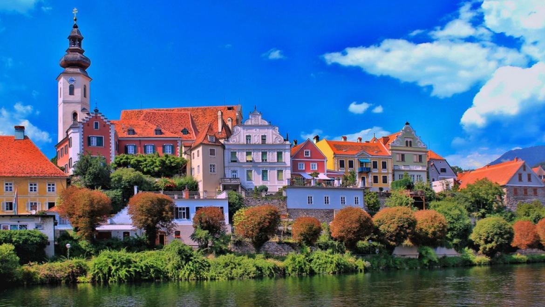Álombeli kisváros, smaragdzöld drágakő – Murau és a Grüner See