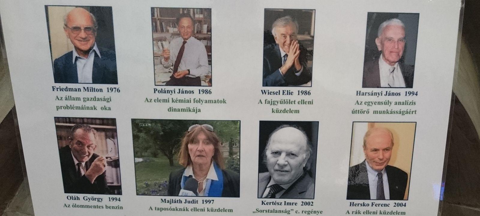 Magyarországon született tudósok előtt tiszteleg Székesfehérvár