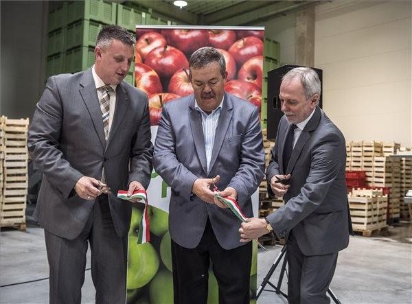 1,6 milliárdból épült meg Iváncsa új hűtőháza