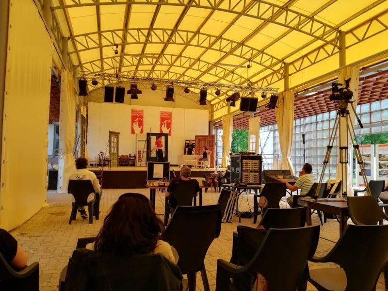 Új helyszínen láthatjuk a székesfehérvári színház nyári előadásait