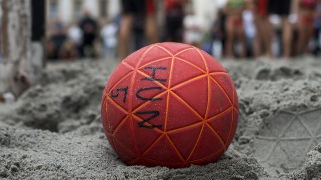 Dunaújvárosi kézis lánnyal lett világbajnok az U17-es strandkézilabda-válogatott