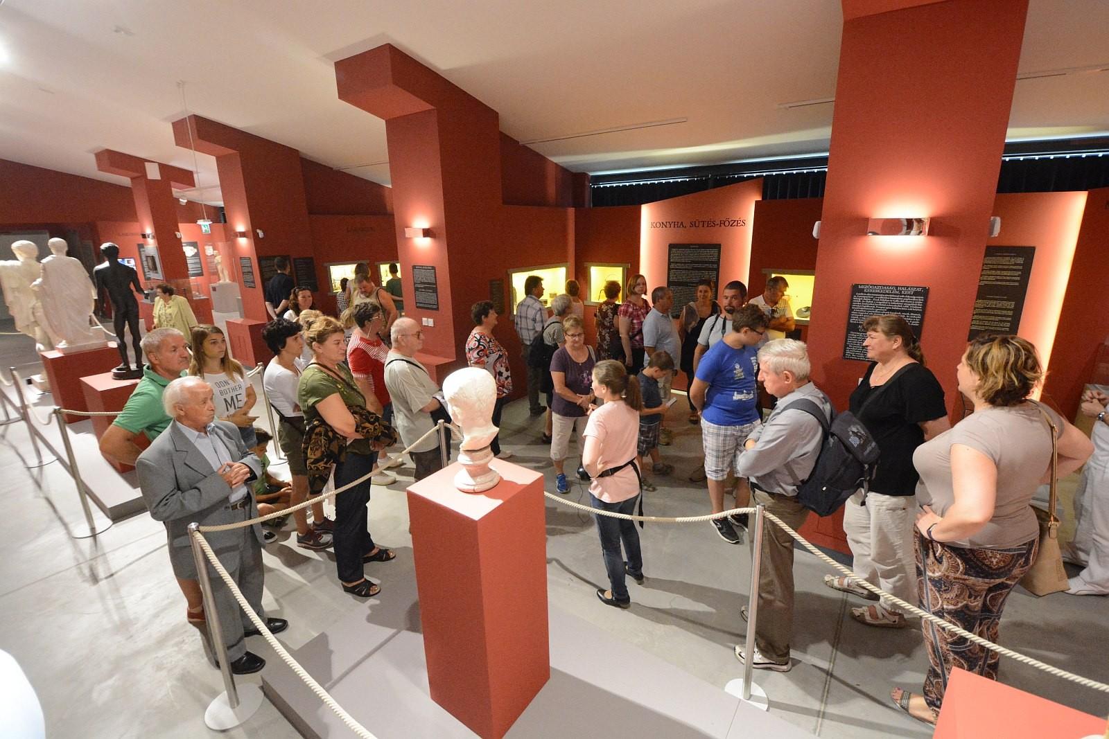 Már csak pár napig látogatható a pompeji kiállítás Gorsiumban