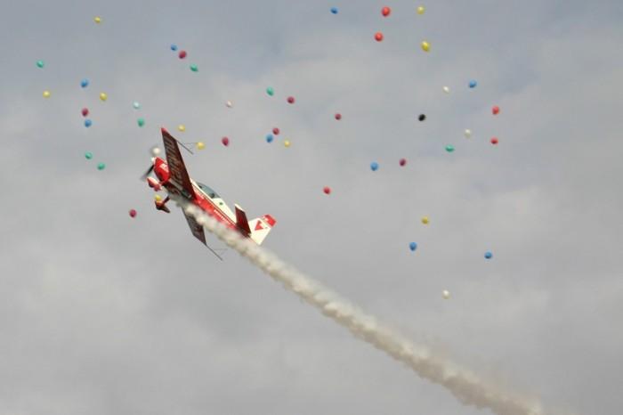 A repülés minden ága képviselteti magát az idei Börgöndi Repülőnapon