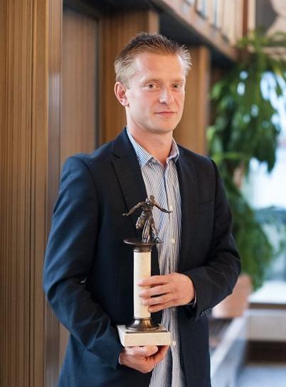 A Vörösmarty Színház színésze kapta az idei Kaszás Attila-díjat