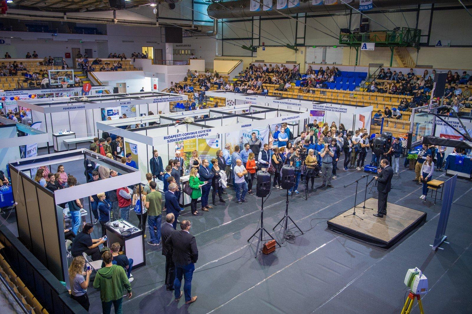 Felőoktatási EXPO Székesfehérváron