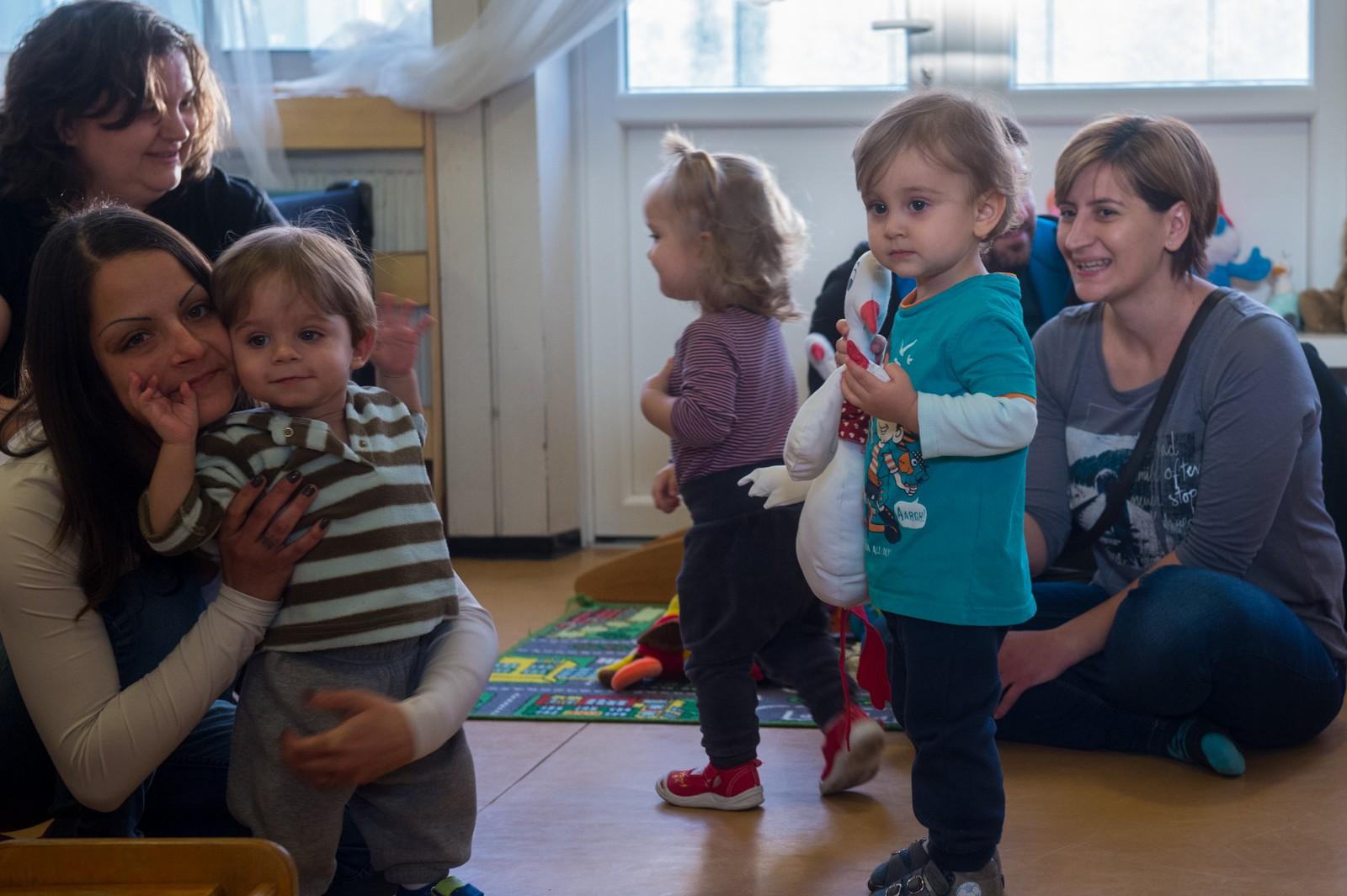 Családi délutánnal ünnepeltek a Márton-napon a Csemete Alapítványnál