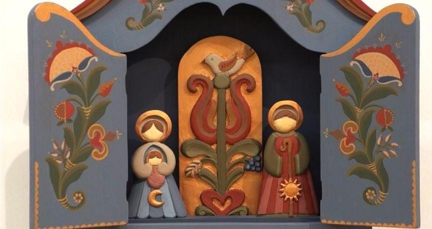 Szombaton nyílik a -XV. Betlehemi szép csillag kiállítás