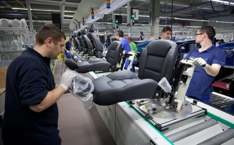 Mintegy 47,5 millió eurós beruházással bővítette móri gyárát az autóipari Adient