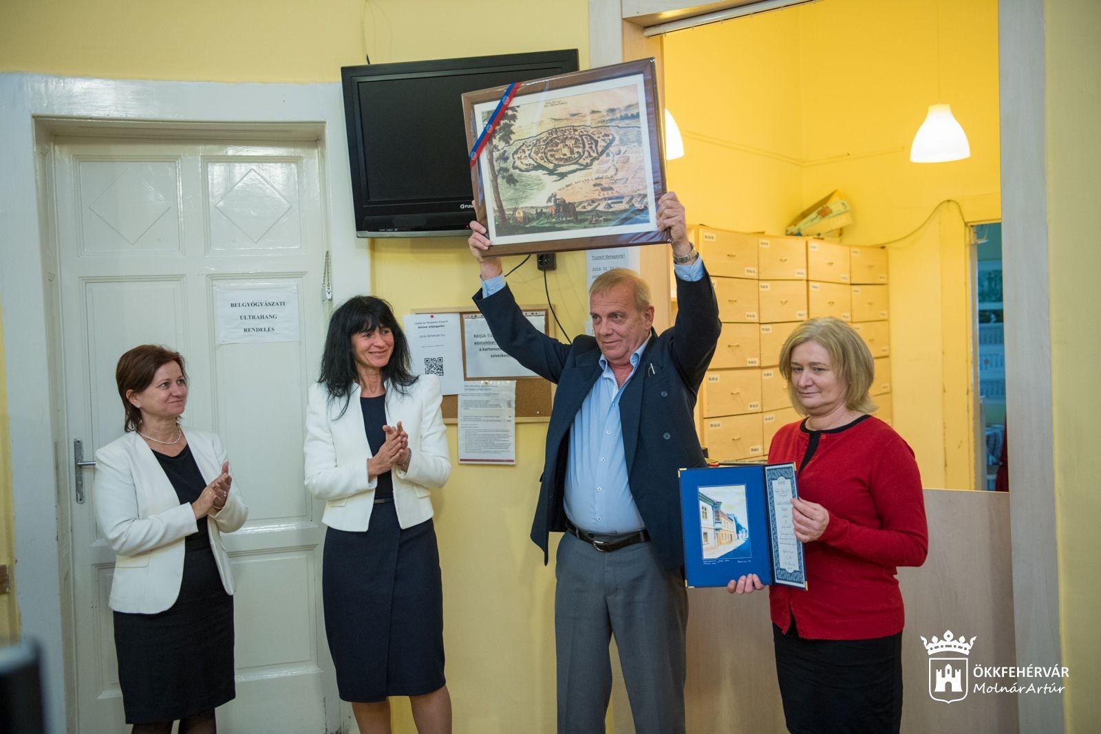 Húsz éves a folyamatosan fejlődő Család és Nővédelmi Központ Fehérváron