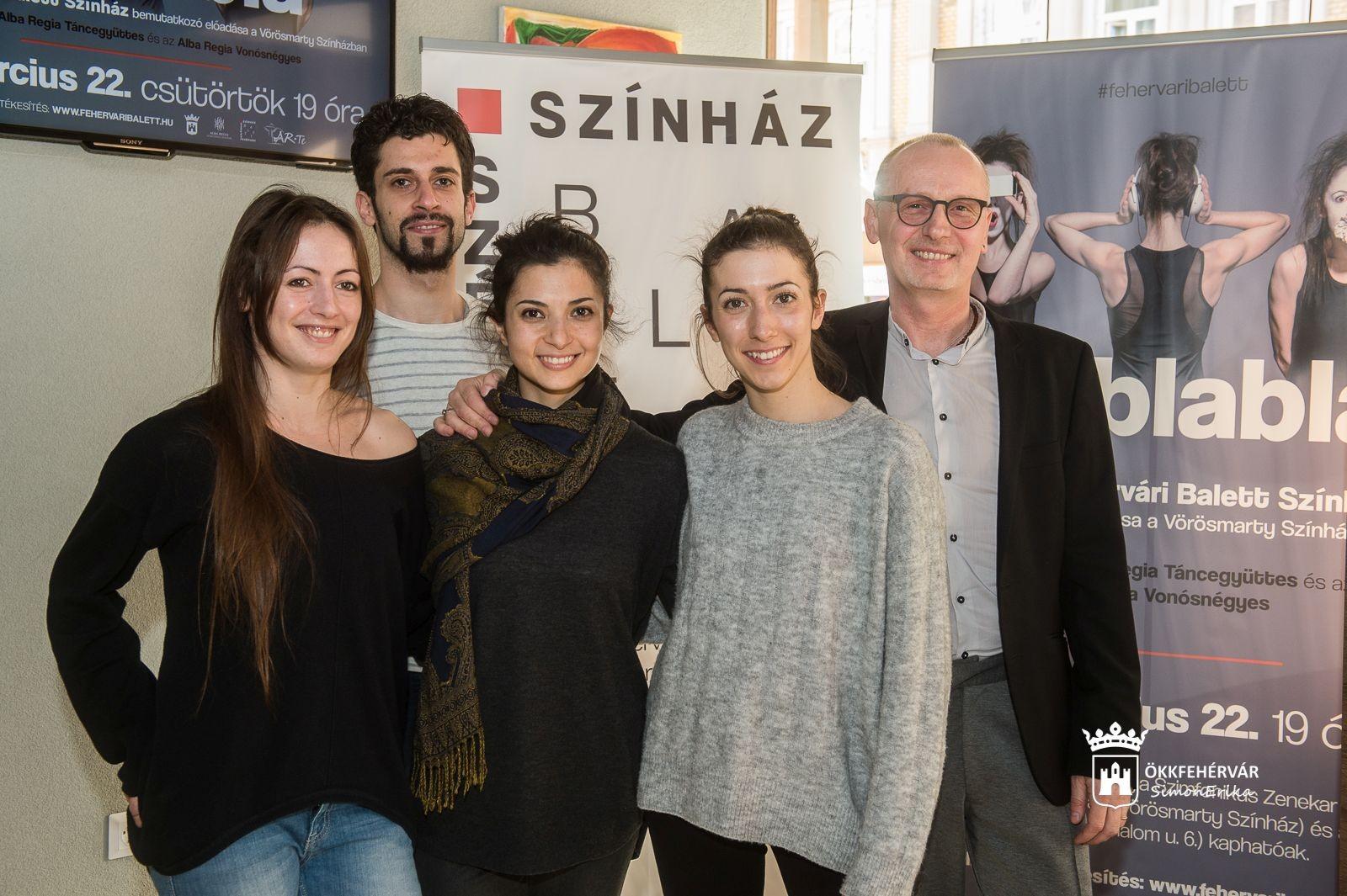A fehérvári közönség előtt is bemutatkozik a Székesfehérvári Balett Színház