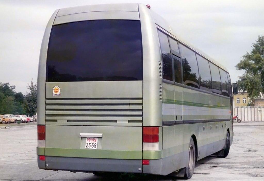 Egy új, fehérvári Ikarus busz került a Közlekedési Múzeum tulajdonába
