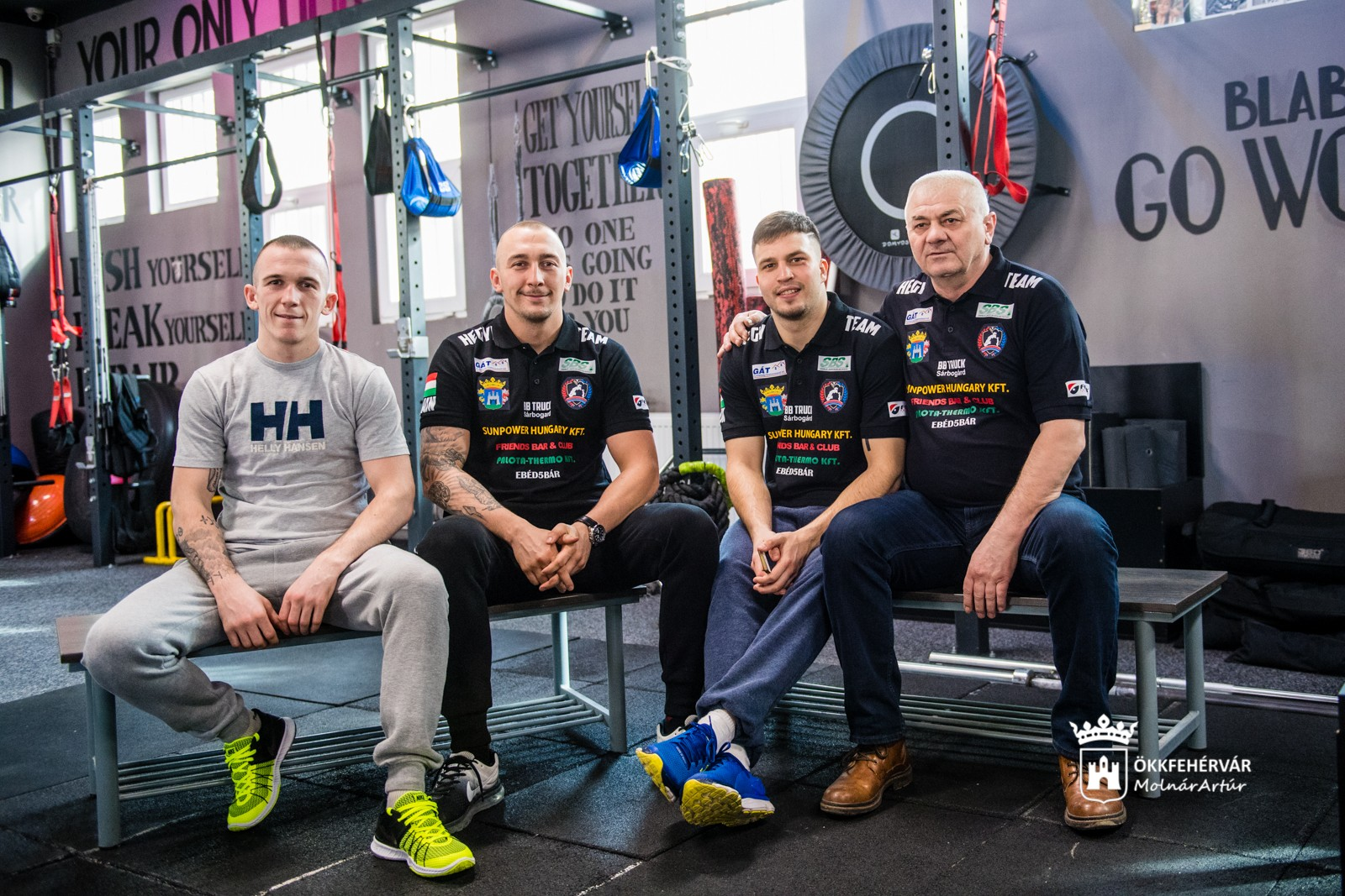 Egyre több székesfehérvári diák sportolhat a Cutler Gym edzőteremben