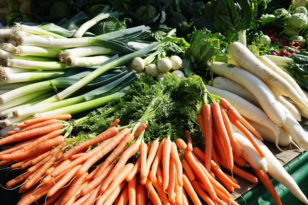 Egyre több korai magyar zöldséget vásárolhatunk a piacokon