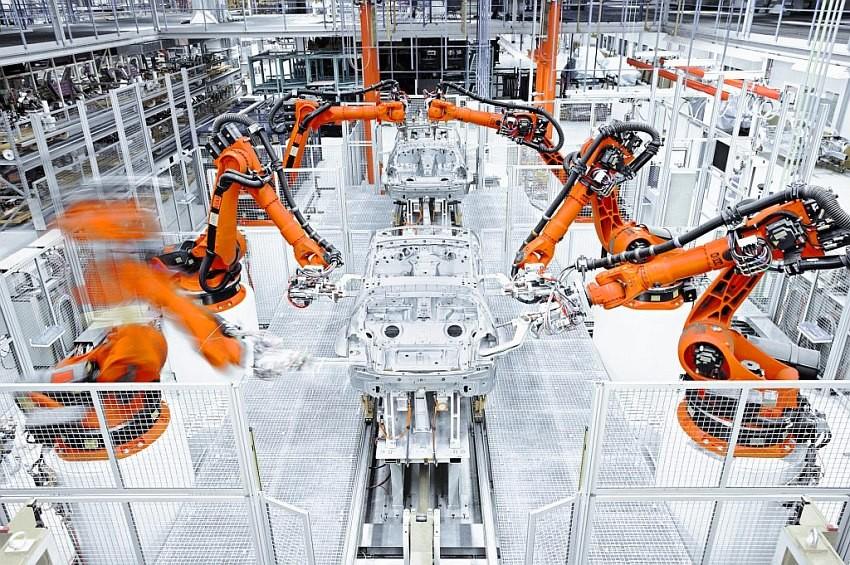 Ipar 4.0 - fórumot tartottak az ipari robotika fejlődéséről Székesfehérváron
