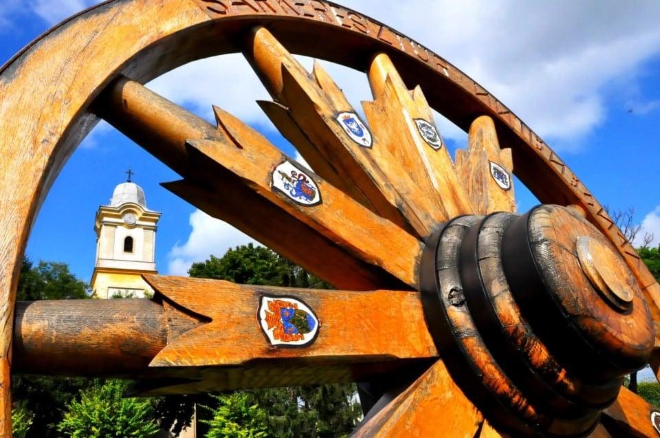 Keresztúr nevű települések találkozója Sárkeresztúron