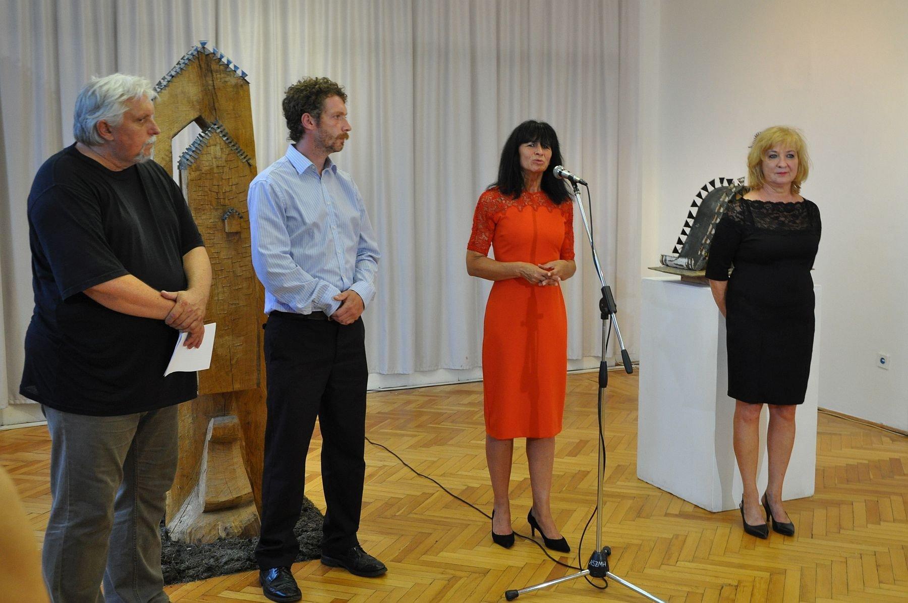 Megnyílt a 19. Aranybulla Művészeti Napok Fehérváron